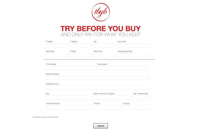 Online forms - Registration Form Examples - Formsite.com Examples