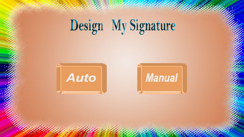 Signature Designer - Android Apps on Google Play