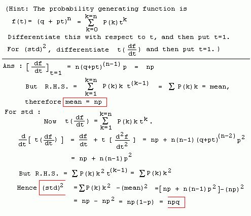 Binomial Distribution, a quick introduction. And its application ...