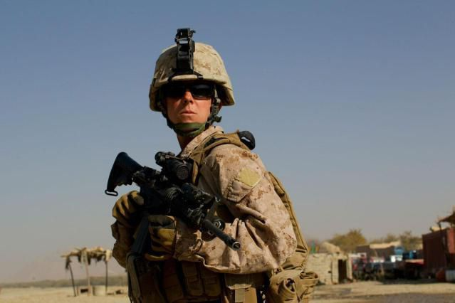Marine Corps Job Descriptions - Infantry Officer