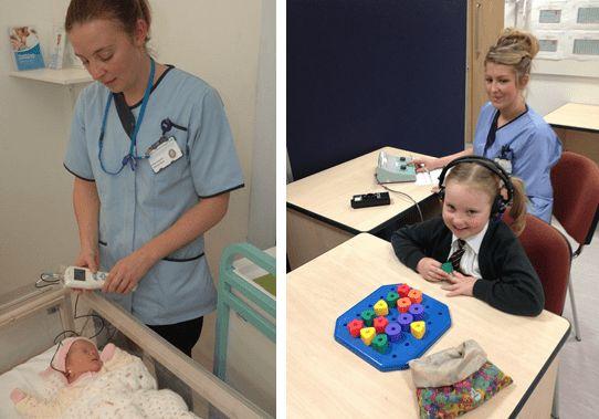Hearing Screening Unit at Whiston HospitalBridgewater Community ...
