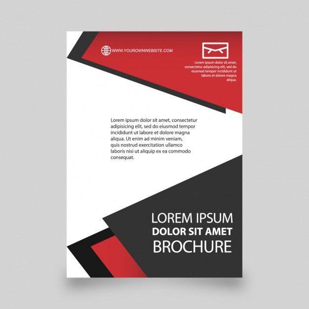 Letterhead template design Vector | Free Download