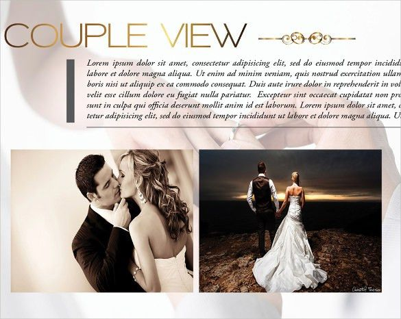 Wedding Album Template – 41+ Free PSD, Vector, EPS Format Download ...