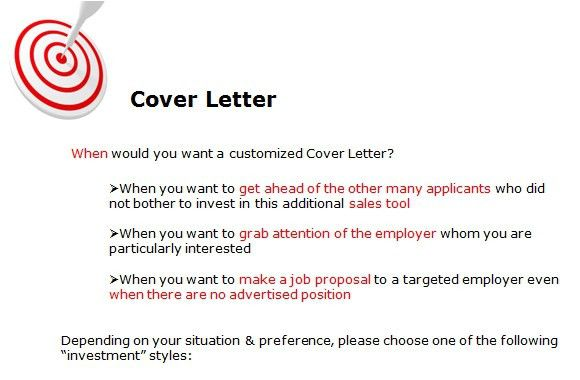 Cover Letter Vs Resume | | jvwithmenow.com