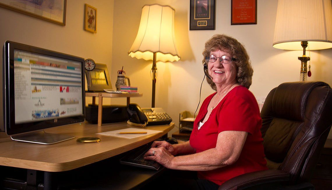 Retiree Work from Home Jobs