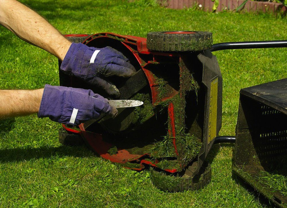 Mowing the Lawn - 9 Mistakes Everyone Makes - Bob Vila