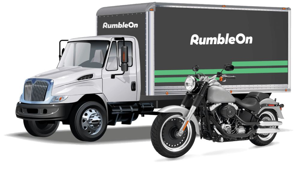 Sell Your Motorcycle | Get an Instant Cash Offer | RumbleOn.com