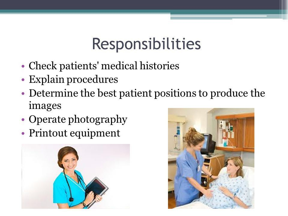 Ultrasound Technician - ppt video online download
