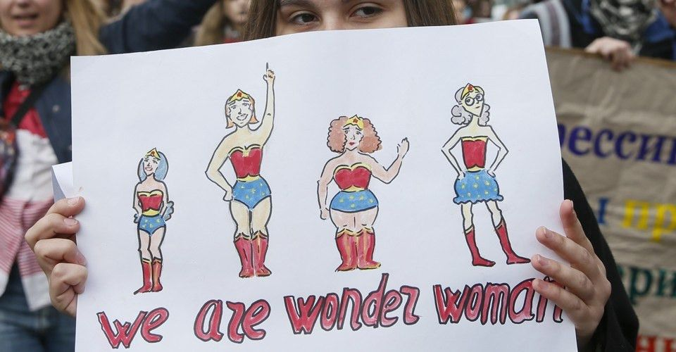 What Does Feminism Mean Today? An Atlantic Reader Debate. - The ...