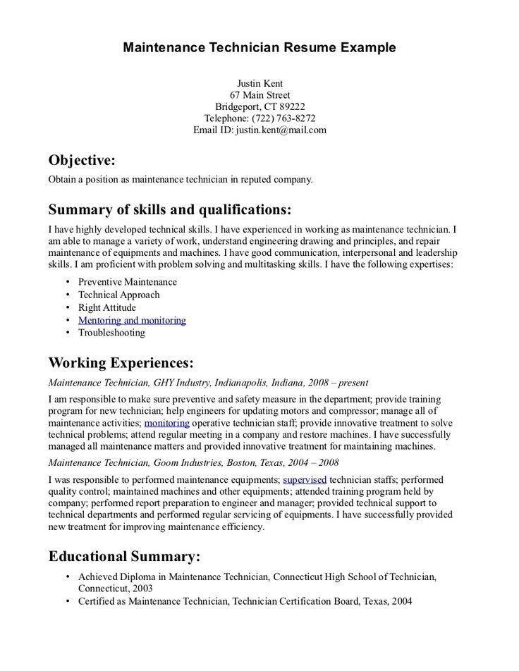 Best 25+ Resume objective sample ideas only on Pinterest | Good ...