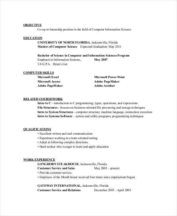 Engineering Resume Template - 32+ Free Word Documents Download ...