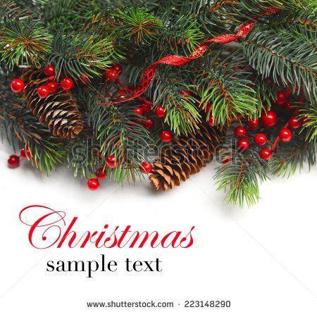 """StudioSmart's """"Christmas cards on white"""" set on Shutterstock"""