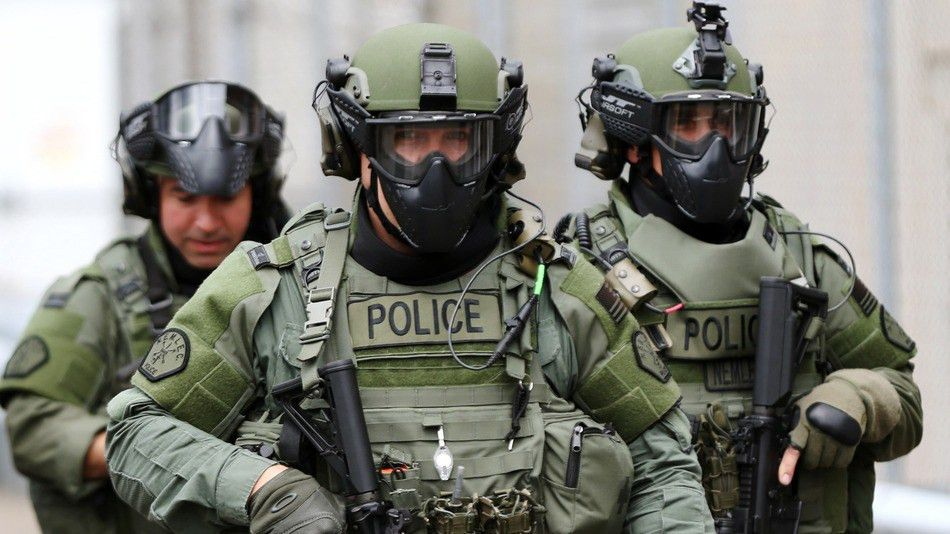 Why the DoD, DHS & FEMA Militarized America's Local Police Depts ...
