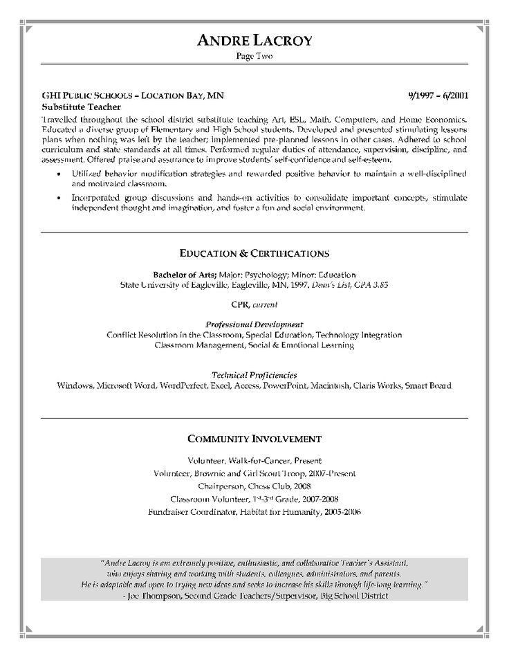 Resume Cover Page Example. Best Sample Cover Letters Need Even ...