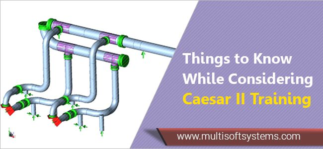 Pipe stress analysis training | Caesar II Training Courses and ...