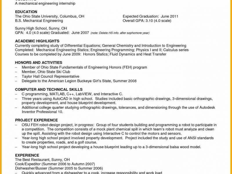Dishwasher Resume - Resume Example