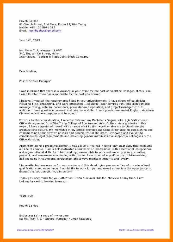 10+ cover letter master application | hostess resume