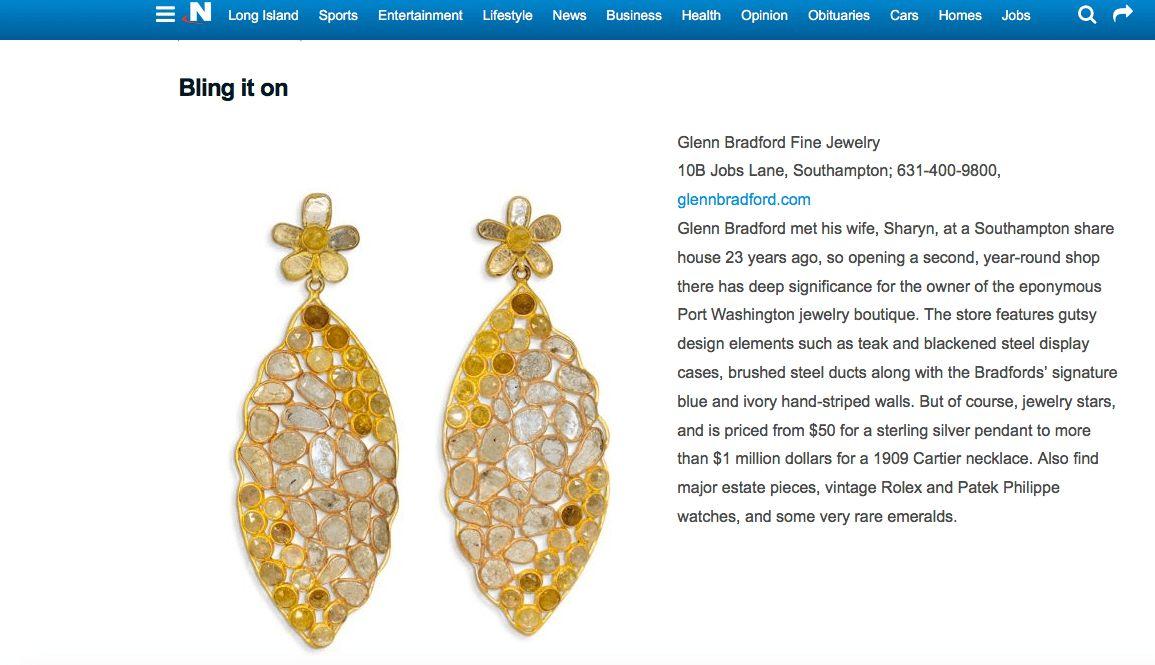 Glenn Bradford Fine Jewelry