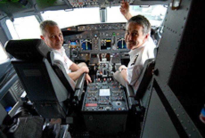 Aeroplane Pilot - How to enter the job