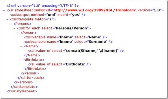 XSLT Mapping – A Simple Example - riyaz.net