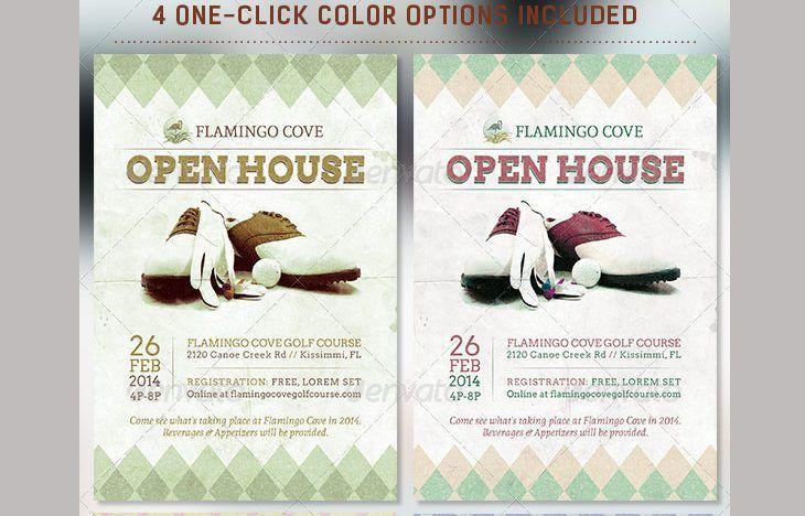 27+ Open House Flyer Templates - Printable PSD, AI, Vector EPS ...