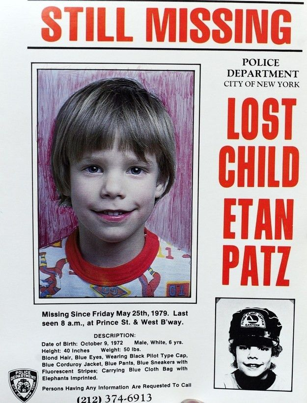 17 Facts You Didn't Know About The 'Missing Child' On The Milk Carton