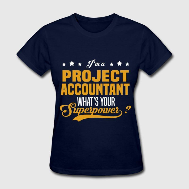 Project Accountant T-Shirt | Spreadshirt