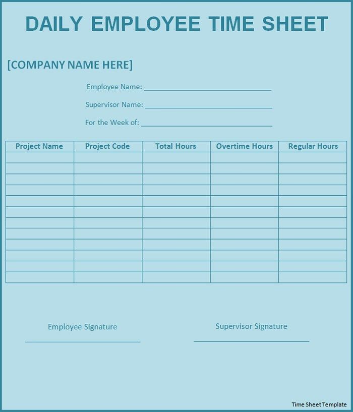 Sample Blank Timesheet. Sample Timesheet Template 39+ Timesheet ...