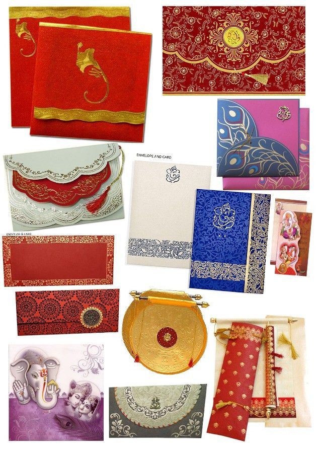 Stunning Indian Wedding Invitation Cards Designs 24 In Designs For ...