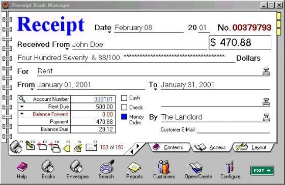 Generate Bill Number with year prefix / Create Receipt Number ...
