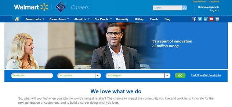 Walmart Application | Employment Form & Job Interview Tips