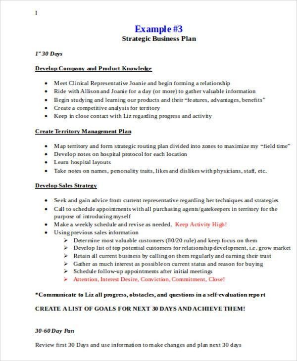 36+ Plan Templates in Word | Free & Premium Templates