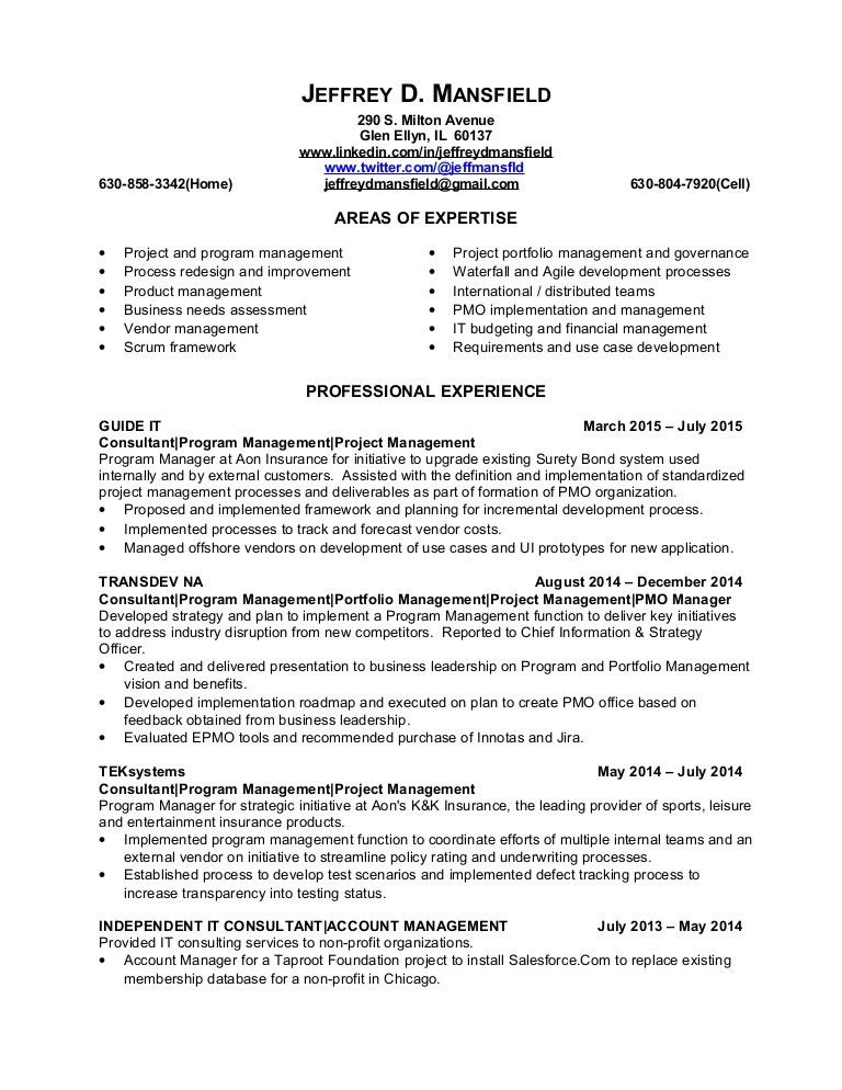 portfolio manager resume sample resume sample 18 portfolio