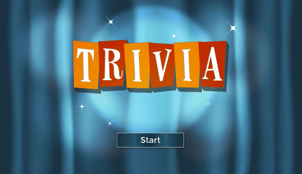 trivia powerpoint template powerpoint multiple choice quiz ...