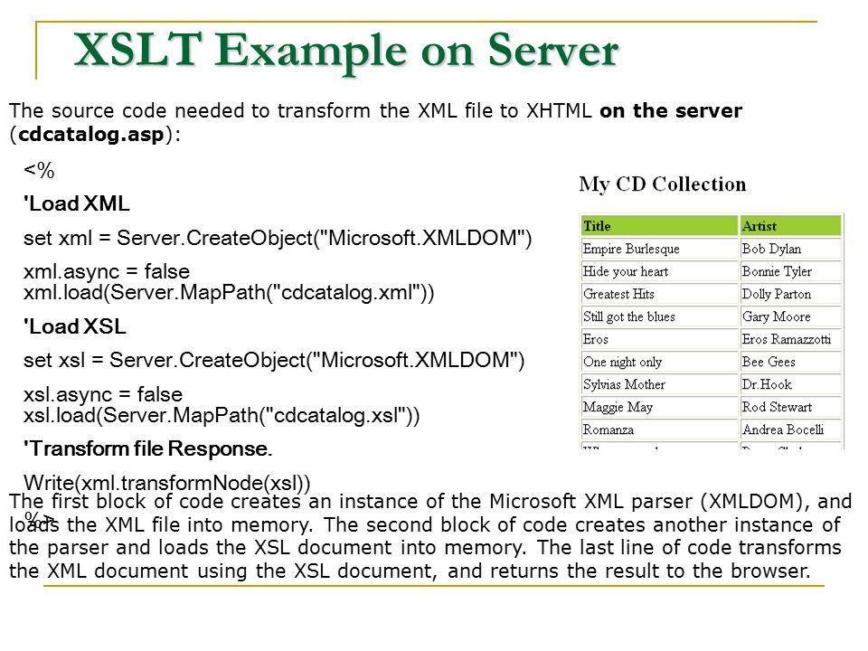 XML = W3C - ppt download