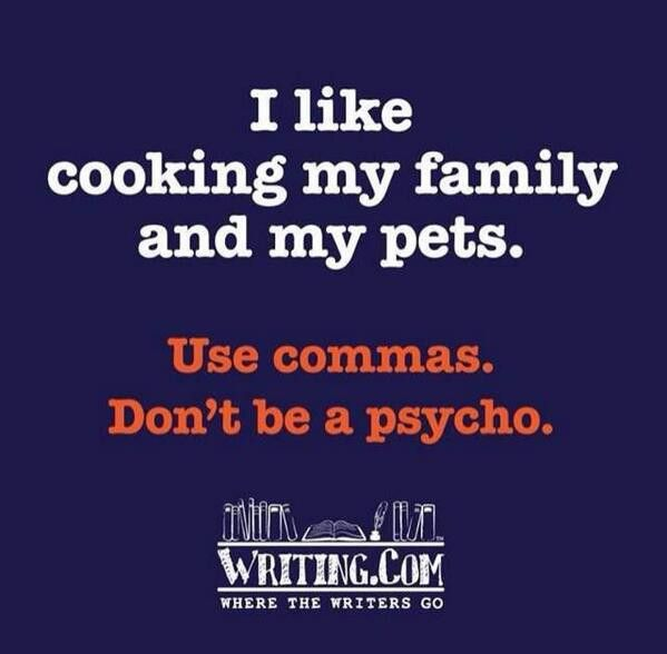 Grammar - is writing.com suggesting a comma splice? [Archive ...