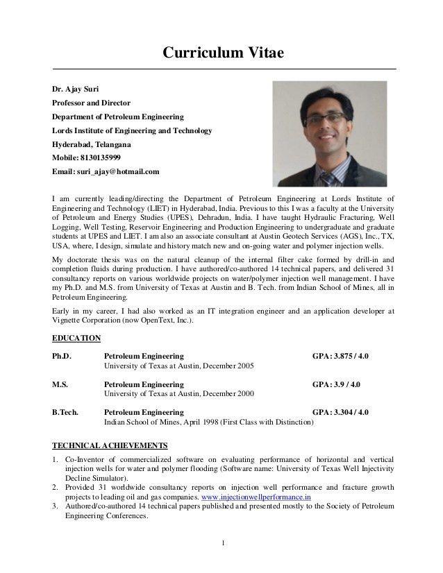 C.V. Dr. Ajay Suri.compressed