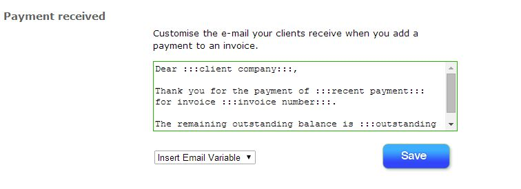 Payment Received Messages: Say Thank You To Your Customers ...
