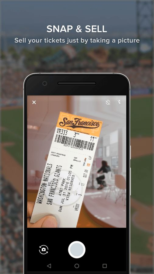 Gametime - Tickets to Sports, Concerts, Theater - Android Apps on ...