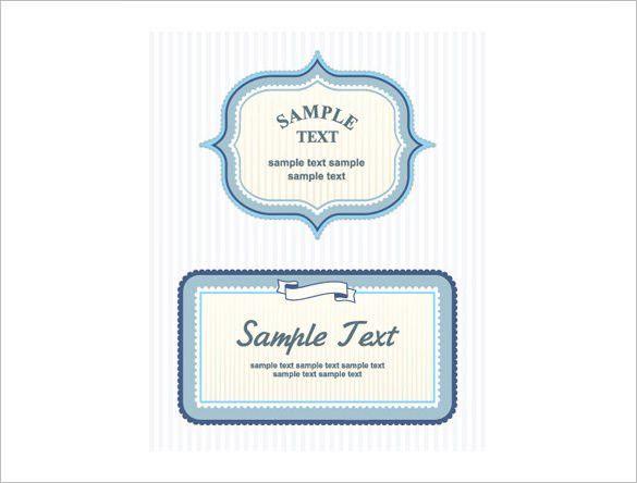 Envelope Template – 68+ Free Printable PSD, PDF, EPS, Word, Excel ...