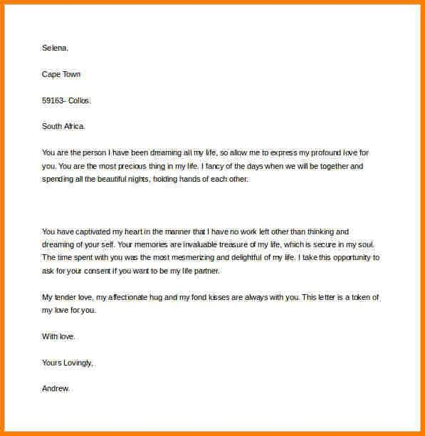 6+ example of a proposal letter for a project | Proposal Template 2017