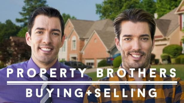 Property Brothers Drew and Jonathan Scott on HGTV's Buying and ...