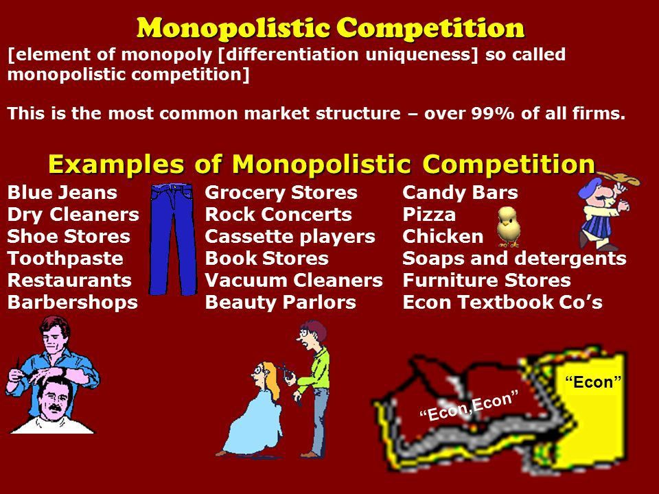 Market Structures [How many sellers in each industry] - ppt download