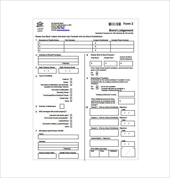 Download Rent Invoice Template Australia | rabitah.net