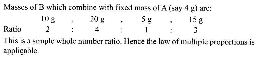 NCERT Exemplar Problems Class 11 Chemistry Chapter 1 Some Basic ...