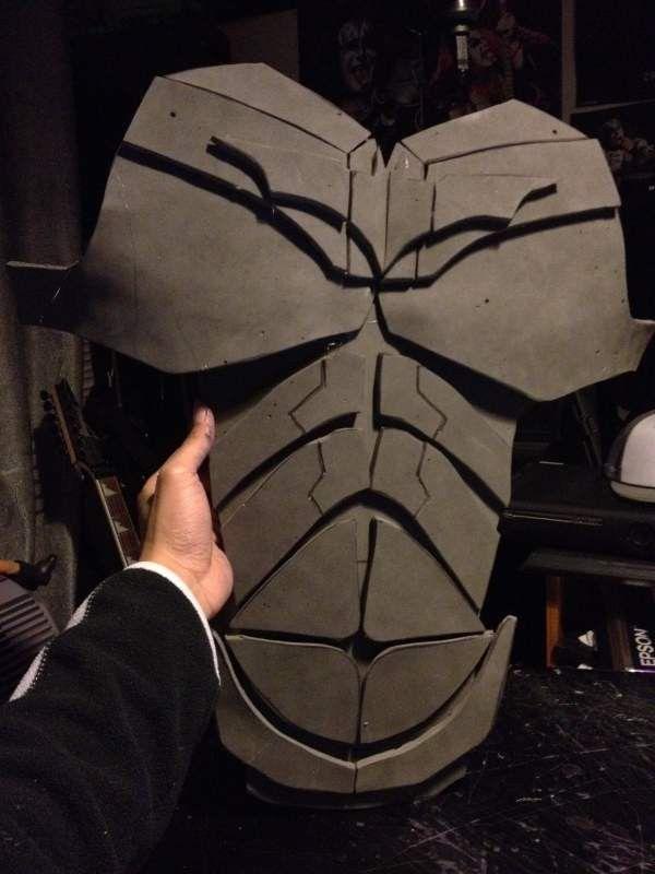 Foam Armor Templates Tdk <b>foam</b> pattern, design, costume ...