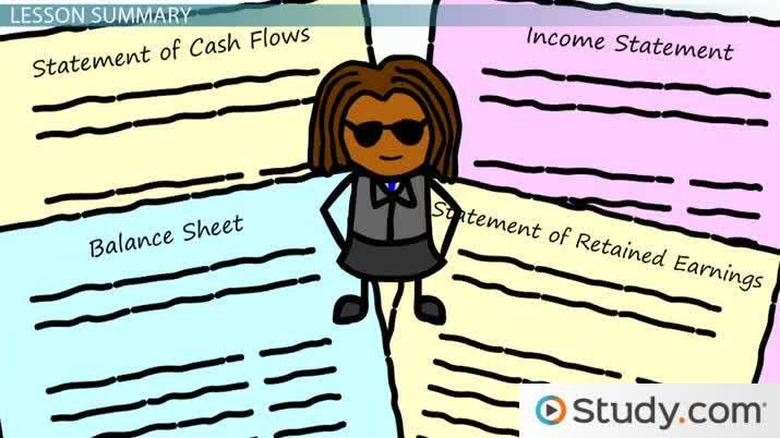 How to Prepare the Basic Balance Sheet and Statement of Cash Flows ...