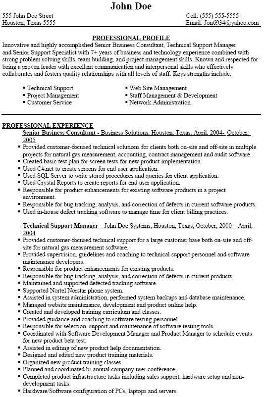 Junior Sap Consultant Resume resume travel consultant