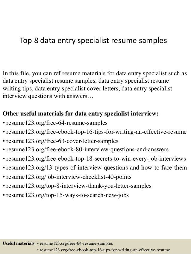 Sample Benefits Specialist Resume Specialist Resume Payroll