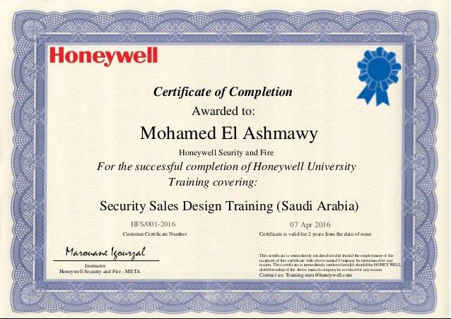 Security Sales Design Training (Saudi Arabia)_mohamed.ashmawy